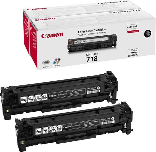 Canon 718 Toner Cartridge Black (High Capacity) Main Image