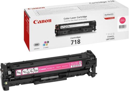 Canon 718 Toner Magenta Main Image
