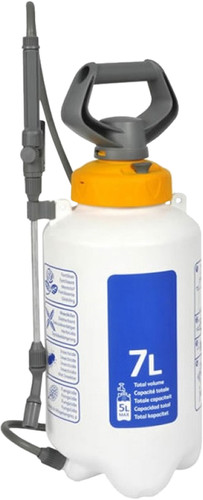 Hozelock 7 liter pressure sprayer Standard Main Image