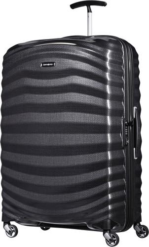 Samsonite Lite-Shock Spinner 75cm Black Main Image