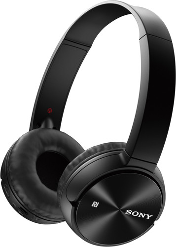 Second Chance Sony MDR-ZX330BT Black Main Image