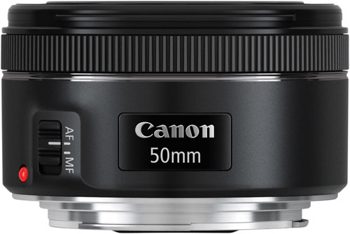 Canon EF 50mm f/1.8 STM Main Image