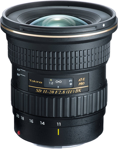 Tokina AT-X PRO DX 11-20mm f/2.8 Canon Main Image