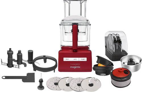 Magimix Cuisine Systeme 5200 XL Premium Red Main Image