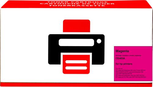 Pixeljet 507A Toner Magenta voor HP printers (CE403A) Main Image