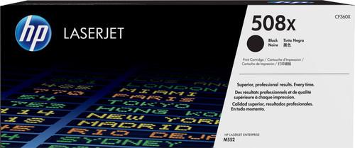 HP 508X Toner Zwart (Hoge Capaciteit) Main Image