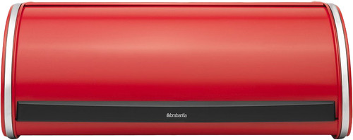 Brabantia Broodtrommel Sliding Lid Passion Red Main Image