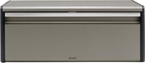 Brabantia Breadbox Valve cover Platinum Main Image