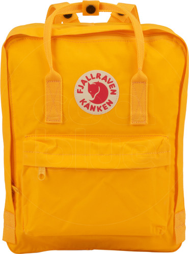 Fjällräven Kånken Warm Yellow 16L Main Image