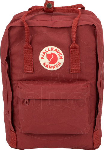 Fjällräven Kånken Laptop 15 inches Ox Red 18L Main Image