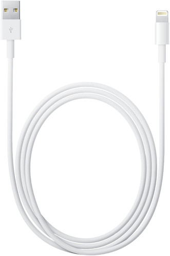 Apple Lightning naar Usb A Kabel 2 Meter Main Image
