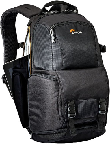 Lowepro Fastpack BP 150 AW II Black Main Image
