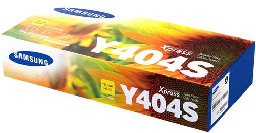 Samsung CLT-Y404S Toner Yellow Main Image