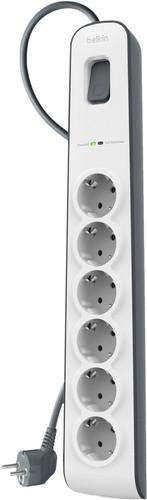 Belkin Surge Protector 6 outlet 2 meters Main Image
