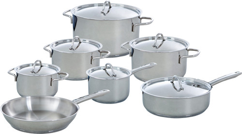 BK Profiline Cookware Set 7-piece Main Image
