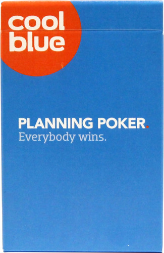 Coolblue Planning Poker Main Image