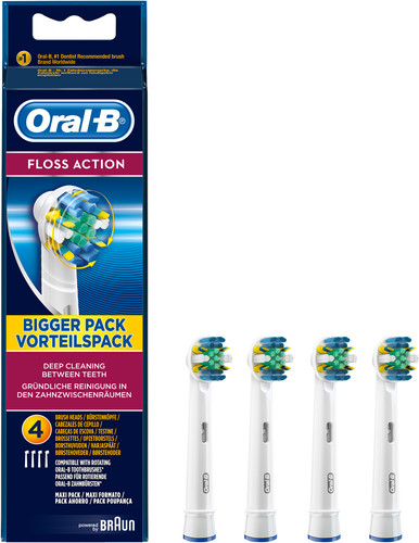Oral-B Floss Action (4 pieces) Main Image