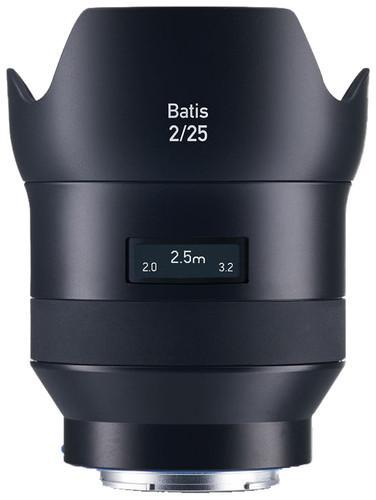 ZEISS Batis 25mm f/2.0 Sony FE Main Image