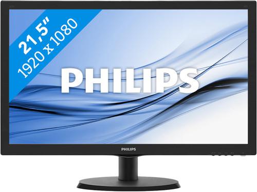 Philips 223V5LHSB2/00 Main Image