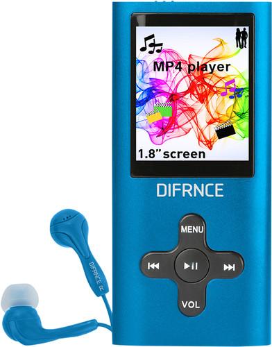 Difrnce MP1851 4GB Blue Main Image