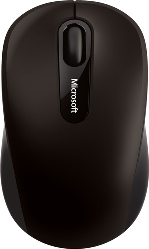 Microsoft Wireless Mobile Mouse 3600 Zwart Bluetooth Main Image