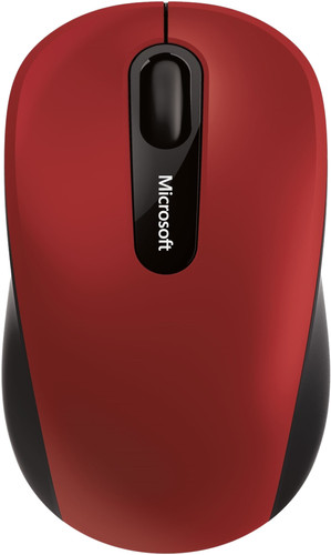 Microsoft Wireless Mobile Mouse 3600 Red Bluetooth Main Image