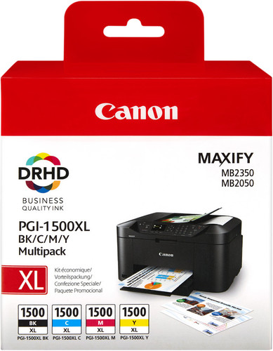Canon PGI-1500XL Cartridges Combo Pack Main Image