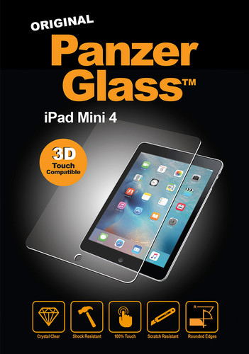 PanzerGlass Apple iPad Mini Screen Protector Main Image