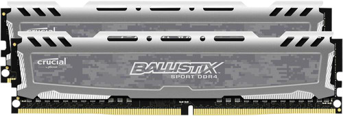 Crucial Ballistix Sport LT 8GB DIMM DDR4-2400 2x 4GB Main Image