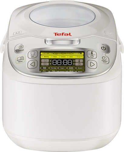 Tefal RK8121 45-in-1 Rice and Multicooker Main Image
