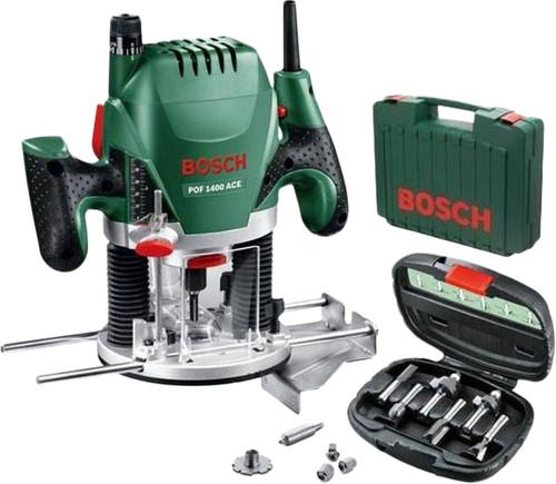 Bosch POF1400ACE + 6-delige frezenset Main Image