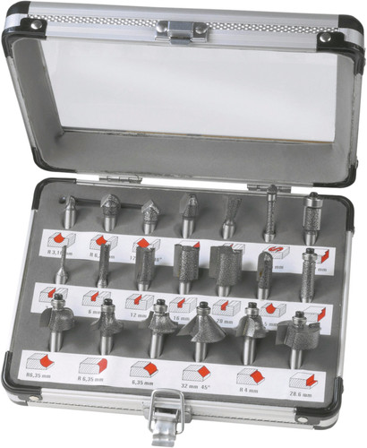 Ferm 20-piece Cutter Set PRA1008 Main Image