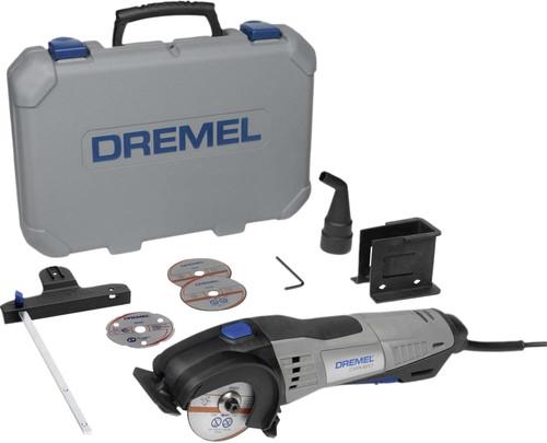 Dremel DSM20 + 7-delige accessoireset Main Image