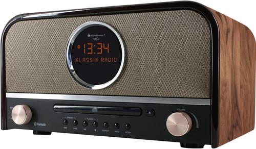 Soundmaster NR850 Brown Main Image