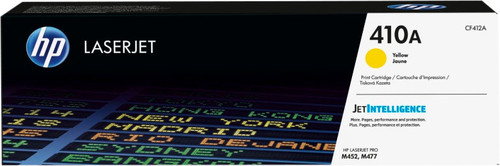 HP 410A Toner Cartridge Yellow Main Image