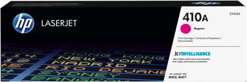 HP 410A Toner Cartridge Magenta Main Image
