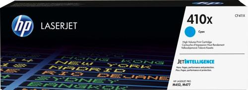HP 410X Toner Cyaan (Hoge Capaciteit) Main Image