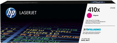 HP 410X Toner Magenta (Hoge Capaciteit) Main Image