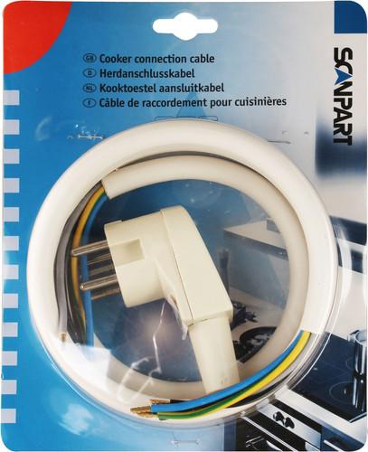Scanpart Aansluitkabel 5 x 2,5mm + Perilex stekker Main Image