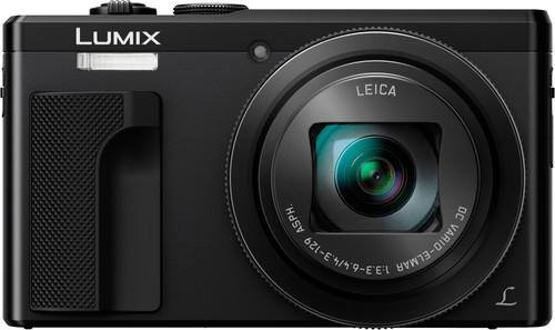 Panasonic Lumix DMC-TZ80 Zwart Main Image