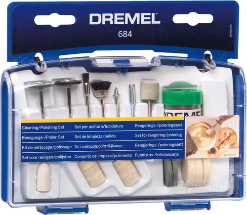 Dremel Set for cleaning / polishing (684) Main Image