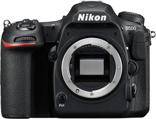 Nikon D500 Body Main Image