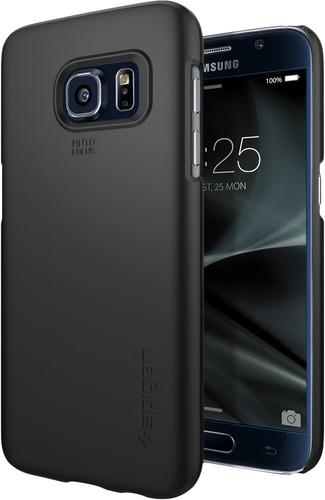 Spigen Thin Fit Samsung Galaxy S7 Zwart Main Image