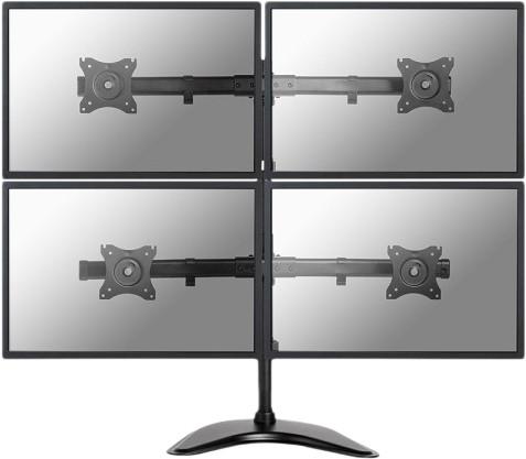 NewStar NM-D335D4BLACK Desk stand Main Image