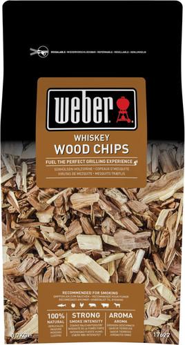 Weber Wood chips Whiskey 0.7 kg Main Image