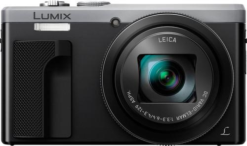 Panasonic Lumix DMC-TZ80 Silver Main Image