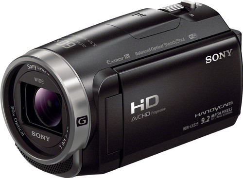 Sony HDR-CX625 Main Image
