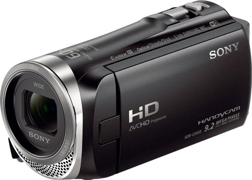 Sony HDR-CX450 Main Image