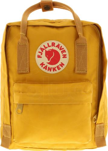 Fjällräven Kånken Mini Ochre 7L - Children's Backpack Main Image