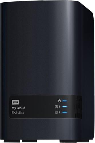 WD My Cloud EX2 Ultra 4TB Main Image